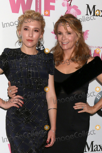 Lea Thompson Photo - LOS ANGELES - JUN 13  Madelyn Deutch Lea Thompson at the Women in Film Los Angeles Celebrates the 2017 Crystal and Lucy Awards at the Beverly Hilton Hotel on June 13 2017 in Beverly Hills CA
