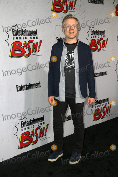 Anthony Rapp Photo - SAN DIEGO - July 22  Anthony Rapp at the Entertainment Weeklys Annual Comic-Con Party 2017 at the Float at Hard Rock Hotel San Diego on July 22 2017 in San Diego CA