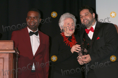 Delious Kennedy Photo - LOS ANGELES - SEP 30  Delious Kennedy Marcia Nasatir Ron Truppa at the Catalina Film Festival Awards at the Casino on Catalina Island on September 30 2017 in Avalon CA
