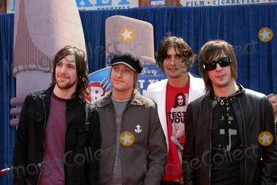 All-American Rejects Photo - All American RejectsMeet the Robinsons World PremiereEl Capitan TheaterLos Angeles CAMarch 25 2007