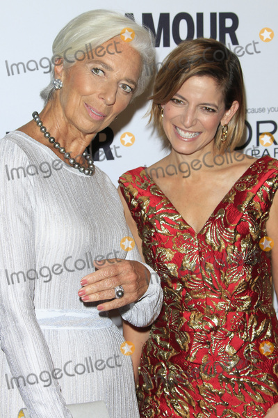 Cindi Leive Photo - LOS ANGELES - NOV 14  Christine Lagarde Cindi Leive at the Glamour Women Of The Year 2016 at NeueHouse Hollywood on November 14 2016 in Los Angeles CA