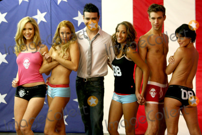 Andrew Christian Photo - Ashley Jones Kristen Renton Andrew Christian Christel Khalil Blake Berris  Lesli Kay during photo shoot at the  Daytime For Obama photo shoot for an Andrew Christian ad for his Obama line of clothing at the the Andrew Christian Wolrd Headquarters in Glendale CA onAugust 15 20082008 Kathy Hutchins  Hutchins Photo