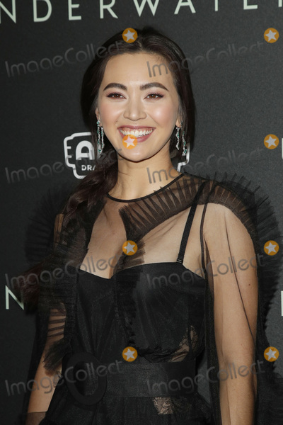 Jessica Henwick Photo - LOS ANGELES - JAN 7  Jessica Henwick at the Underwater Fan Screening at the Alamo Drafthouse Cinema on January 7 2020 in Los Angeles CA