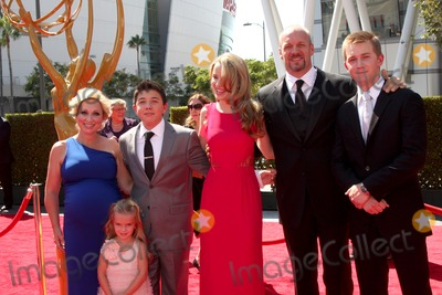 Mia Talerico Photo - LOS ANGELES - SEP 15  Leigh-Allyn Baker Mia Talerico Nathan Kress Bridget Mendler Eric Allan Kramer Jason Dolley arrives at the  Primetime Creative Emmys 2012 at Nokia Theater on September 15 2012 in Los Angeles CA