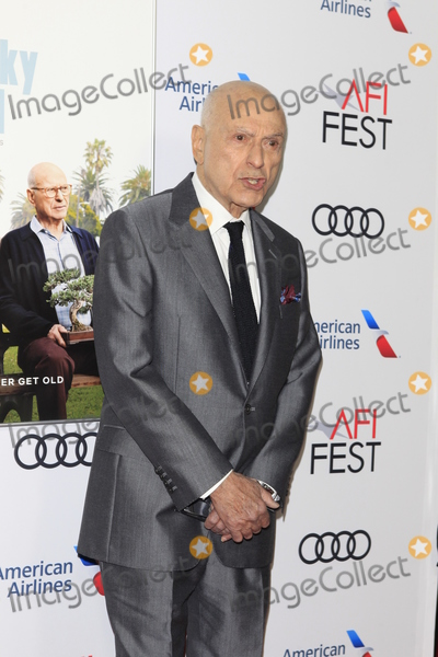 Alan Arkin Photo - LOS ANGELES - NOV 10  Alan Arkin at the AFI FEST 2018 - The Kaminsky Method at the TCL Chinese Theater IMAX on November 10 2018 in Los Angeles CA