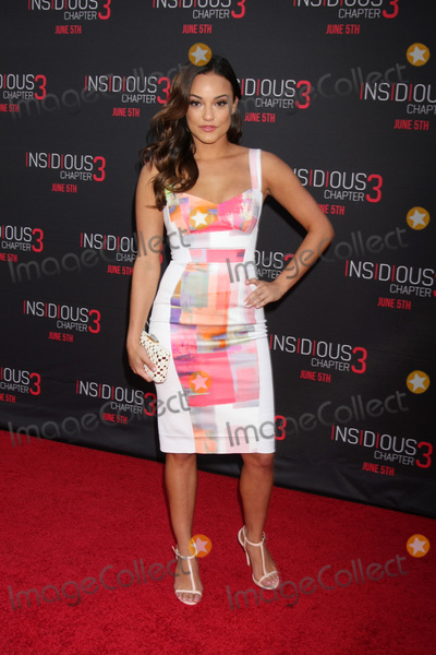 Alexandra Rodriguez Photo - LOS ANGELES - JUN 4  Alexandra Rodriguez at the Insidious Chapter 3 Premiere at the TCL Chinese Theater on June 4 2015 in Los Angeles CA