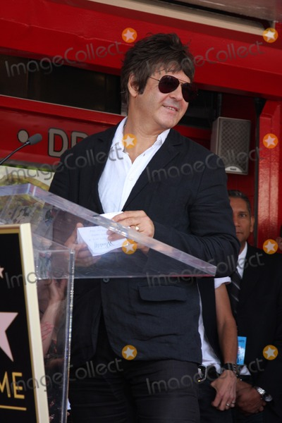 Clem Burke Photo - LOS ANGELES - AUG 11  Clem Burke (Drummer Blondie) at the ceremony for The Go-Gos Star on the Hollywood Walk of Fame at Hollywood Blvd on August 11 2011 in Los Angeles CA