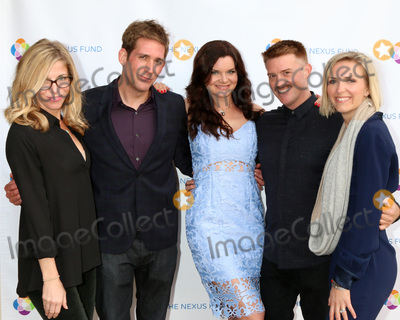 Eric Szmanda Photo - LOS ANGELES - MAR 25  Sally Smith Eric Szmanda Heather Tom Shane Cosme Johanna Maska at the Night of Cocktail and Virtual Reality benefiting The Nexus Fund at Private Residence on March 25 2017 in Glendale CA