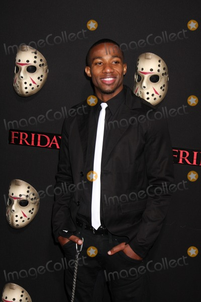 Arlen Escarpeta Photo - Arlen Escarpeta arriving at the Friday the 13th 2009 Premiere at Manns Village Theater in Los Angeles CA on February 9 2009