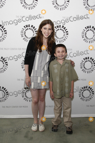 Atticus Shaffer Photo - Eden Sher  Atticus Shafferarrives at the The Paley Center presents an evening with The MiddlePaley Center for MediaBeverly Hills CAMay 5 2010