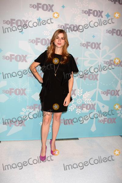 Aya Cash Photo - LOS ANGELES - JAN 11  Aya Cash arrives at the FOX TCA Winter 2011 Party at Villa Sorriso on January 11 2010 in Pasadena CA