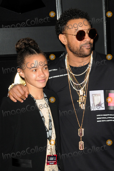 Shaggy Photo - LOS ANGELES - FEB 10  Sydney Burrell Shaggy at the 61st Grammy Awards at the Staples Center on February 10 2019 in Los Angeles CA
