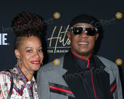 Robyn Photo - LOS ANGELES - AUG 8  Tomeeka Robyn Bracy Stevie Wonder at the Hitsville The Making Of Motown Premiere at the Harmony Gold Theater on August 8 2019 in Los Angeles CA