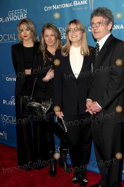 Alan Horn Photo - LOS ANGELES - MAR 22  Cody Horn Cassidy Horn Cindy Horn Alan Horn at the Backstage At The Geffen Gala at Geffen Playhouse on March 22 2014 in Westwood CA
