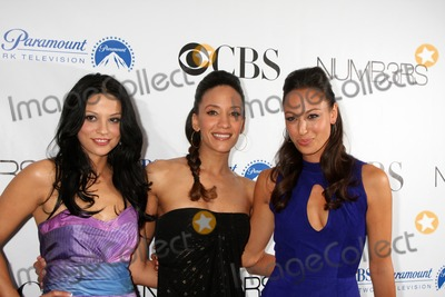 Aya Sumika Photo - Navi Rawat Sophina Brown  Aya Sumika arriving at the Numb3rs 100th Episode Party at the Sunset Tower Hotel in West Hollywood  California on April 21 2009