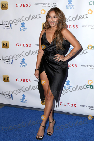 Adrienne Bailon Photo - LOS ANGELES - SEP 29  Adrienne Bailon at the Autism Speaks La Vie En BLUE Fashion Gala at the Warner Brothers Studio on September 29 2016 in Burbank CA