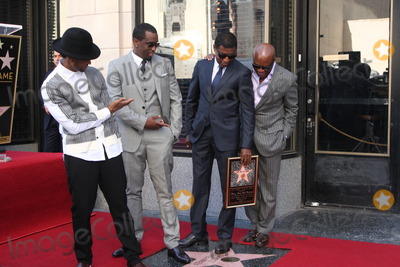 Antonio LA Reid Photo - LOS ANGELES - OCT 10  Usher Sean Combs Kenny Babyface Edmonds Antonio LA Reid at the Kenny Babyface Edmonds Hollywood Walk of Fame Star Ceremony at Hollywood Boulevard on October 10 2013 in Los Angeles CA