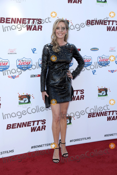 Christina Moore Photo - LOS ANGELES - AUG 13  Christina Moore at the Bennetts War Los Angeles Premiere at the Warner Brothers Studios on August 13 2019 in Burbank CA