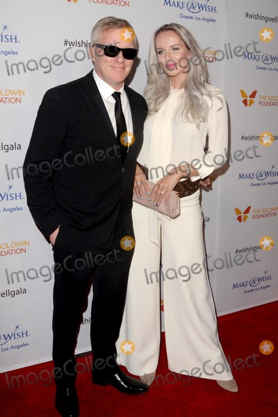 Anthony Michael Hall Photo - LOS ANGELES - DEC 7  Anthony Michael Hall Lucia Oskerova at the  at the  at Hollywood Palladium on December 7 2016 in Los Angeles CA
