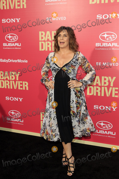 Allison King Photo - LOS ANGELES - JUN 14  Allison King at the Baby Driver Premiere at the The Theater at Ace Hotel on June 14 2017 in Los Angeles CA