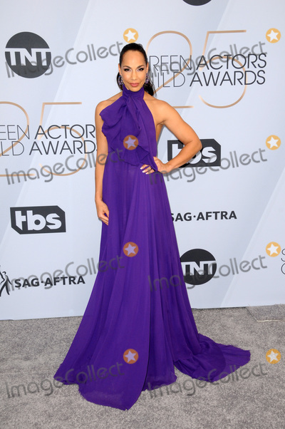 Amanda Brugel Photo - LOS ANGELES - JAN 27  Amanda Brugel at the 25th Annual Screen Actors Guild Awards at the Shrine Auditorium on January 27 2019 in Los Angeles CA