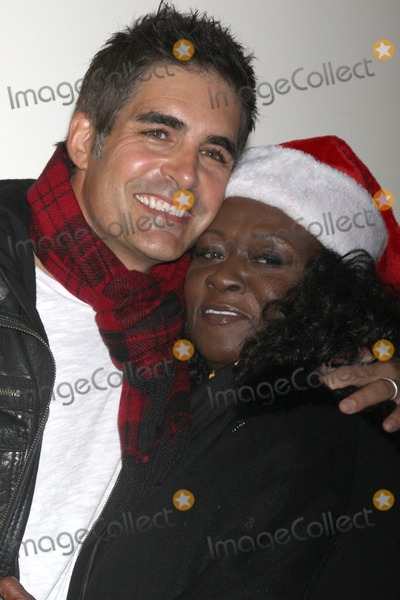 Aloma Wright Photo - LOS ANGELES - NOV 30  Galen Gering Aloma Wright at the 2014 Hollywood Christmas Parade at the Hollywood Boulevard on November 30 2014 in Los Angeles CA