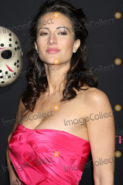 America Olivo Photo - America Olivo arriving at the Friday the 13th 2009 Premiere at Manns Village Theater in Los Angeles CA on February 9 2009