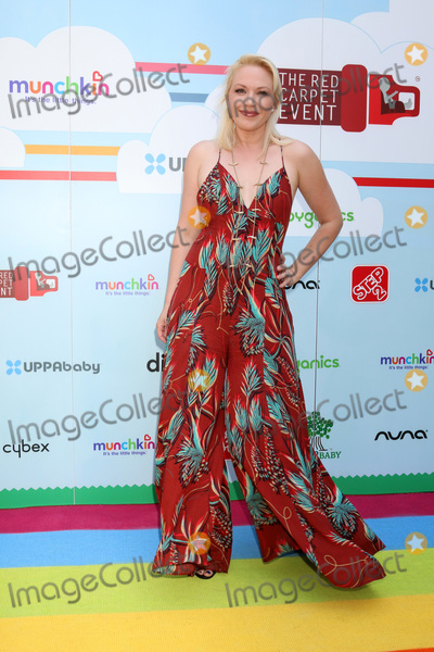 Adrienne Frantz Photo - LOS ANGELES - SEP 22  Adrienne Frantz at the 7th Annual Celebrity Red CARpet Event at the Sony Studio on September 22 2018 in Culver City CA
