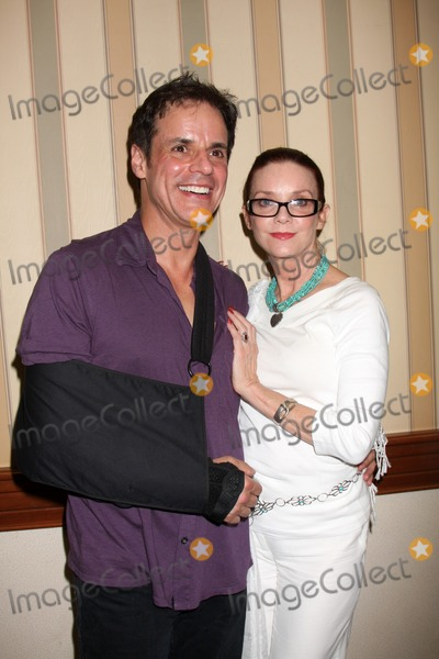 Christian LeBlanc Photo - Christian LeBlanc  Judith Chapman  at The Young  the Restless Fan Club Dinner  at the Sheraton Universal Hotel in  Los Angeles CA on August 28 2009