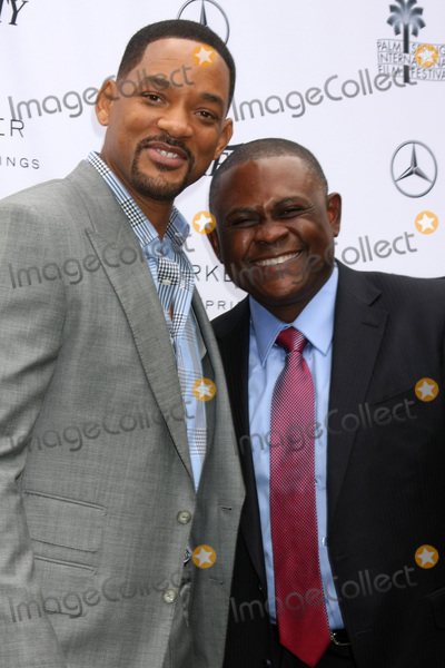 Bennet Omalu Photo - PALM SPRINGS - JAN 3  Will Smith Dr Bennet Omalu at the Variety Creative Impact Awards And 10 Directors To Watch Brunch at the The Parker Hotel on January 3 2016 in Palm Springs CA