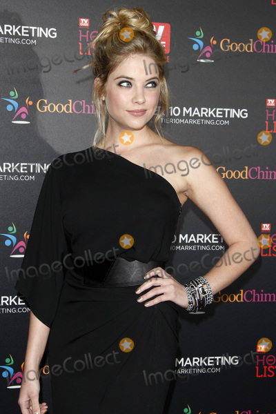 Amber Benson Photo - LOS ANGELES - NOV 7  Amber Benson at the TV Guide Magazine Hot List Party at the Greystone Manor on November 7 2011 in Los Angeles CA