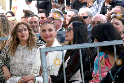 Cameron Diaz Photo - LOS ANGELES - MAY 1  Drew Barrymore Cameron Diaz Demi Moore Lucy Liu at the Lucy Liu Star Ceremony on the Hollywood Walk of Fame on May 1 2019 in Los Angeles CA