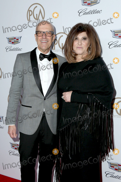 Amy Pascal Photo - LOS ANGELES - JAN 20  Donald De Line Amy Pascal at the Producers Guild Awards 2018 at the Beverly Hilton Hotel on January 20 2018 in Beverly Hills CA