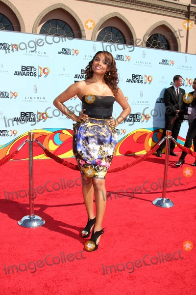 Alesha Renee Photo - Alesha Renee  arriving at  the BET Awards 2009 at the Shrine Auditorium in Los Angeles CA on June 28 2009