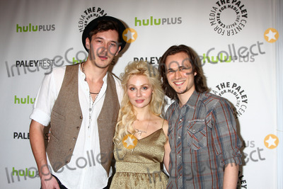 Clare Bowen Photo - LOS ANGELES - MAR 9  Sam Palladio Clare Bowen Jonathan Jackson arrives at the  Nashville PaleyFEST Event at the Saban Theater on March 9 2013 in Los Angeles CA