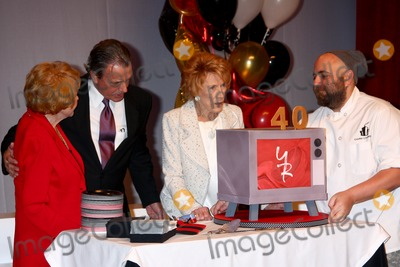 Jeanne Cooper Photo - LOS ANGELES - MAR 26  Lee P Bell Eric Braeden Jeanne Cooper Duff Goldman attends the 40th Anniversary of the Young and the Restless Celebration at the CBS Television City on March 26 2013 in Los Angeles CA