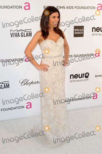 Adrianna Costa Photo - LOS ANGELES - FEB 24  Adrianna Costa arrives at the Elton John Aids Foundation 21st Academy Awards Viewing Party at the West Hollywood Park on February 24 2013 in West Hollywood CA