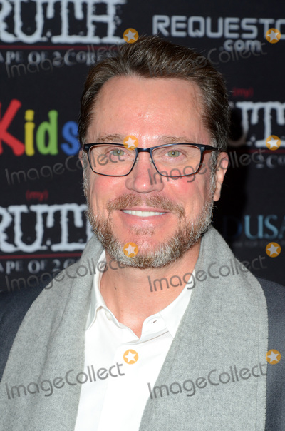 Anthony Starke Photo - LOS ANGELES - MAR 9  Anthony Stark at the (My) Truth The Rape of 2 Coreys LA Premiere at the DGA Theater on March 9 2020 in Los Angeles CA