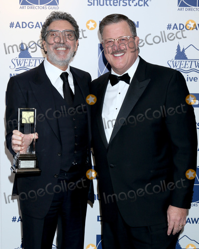 Chuck Lorre Photo - LOS ANGELES - FEB 1  Chuck Lorre and Billy Gardell at the 2020 Art Directors Guild Awards at the InterContinental Hotel on February 1 2020 in Los Angeles CA
