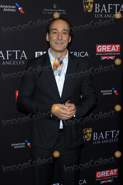 Alexandre Desplat Photo - LOS ANGELES - JAN 6  Alexandre Desplat at the 2018 BAFTA Tea Party Arrivals at the Four Seasons Hotel Los Angeles on January 6 2018 in Beverly Hills CA