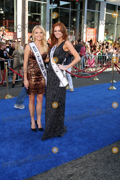 Alyssa Campanella Photo - LOS ANGELES - JUL 19  Miss California 2011 - Katherine Blair Miss USA 2011 - Alyssa Campanella  arriving at the Captain America The First Avenger Premiere at El Capitan Theater on July 19 2011 in Los Angeles CA