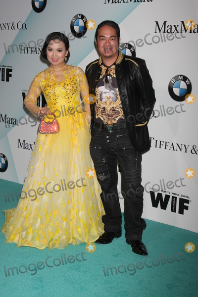 Ha Phuong Photo - LOS ANGELES - JUN 16  Ha Phuong Alan Ford at the Women In Film 2015 Crystal  Lucy Awards at the Century Plaza Hotel on June 16 2015 in Century City CA