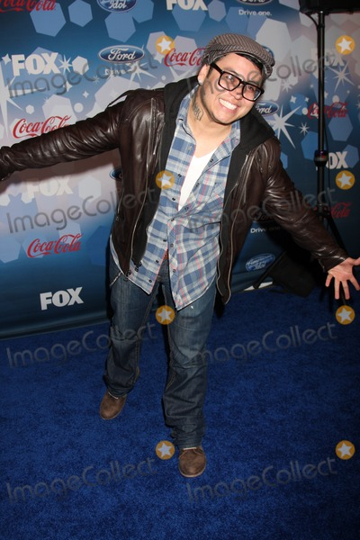 Andrew Garcia Photo - Andrew Garciaarriving at the American Idol Top 12 Party for Season 9Industry ClubLos Angeles CAMarch 11 2010