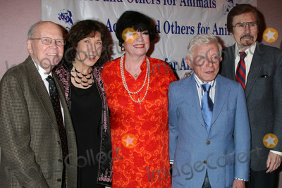 Arte Johnson Photo -  Lily Tomlin Jo Anne Worley Arte  Johnson and Gary Owens at  the Actors  Others for Animals Roast of Carol Channing at the Universal Hilton Hotel in Los Angeles CA on November 15 2008