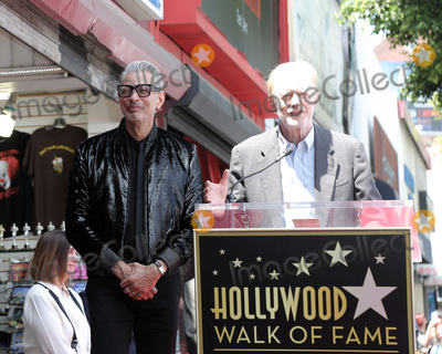 Ed Begley Jr Photo - LOS ANGELES - JUN 14  Jeff Goldblum Ed Begley Jr at the ceremony honoring Jeff Goldblum with a Star on the Hollywood Walk of Fame on June 14 2018 in Los Angeles CA