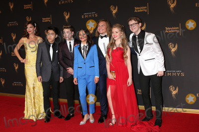 Aidan Miner Photo - LOS ANGELES - SEP 10  Jama Williamson Lance Lim Ricardo Hurtado Breanna Yde Tony Cavalero Jade Pettyjohn Aidan Miner at the 2017 Creative Emmy Awards at the Microsoft Theater on September 10 2017 in Los Angeles CA