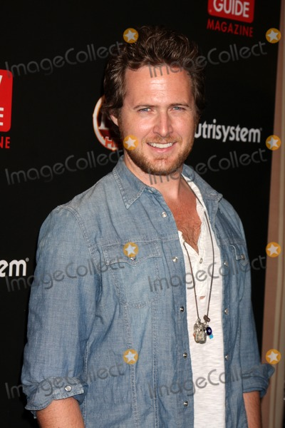 AJ Buckley Photo - AJ Buckley arriving at the TV Guide Magazine Sexiest Stars Party at the Sunset Towers Hotel in West Hollywood CA onMarch 24 2009