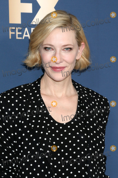 CATE BLANCHETTE Photo - LOS ANGELES - JAN 9  Cate Blanchett at the FX Winter TCA Starwalk at the Langham Huntington Hotel on January 9 2020 in Pasadena CA