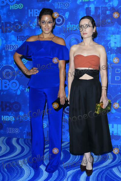Angelique Cabral Photo - LOS ANGELES - SEP 18  Angelique Cabral Zoe Lister Jones at the 2016  HBO Emmy After Party at the Pacific Design Center on September 18 2016 in West Hollywood CA