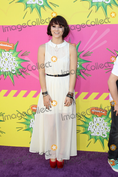 Fivel Stewart Photo - LOS ANGELES - MAR 23  Fivel Stewart arrives at Nickelodeons 26th Annual Kids Choice Awards at the USC Galen Center on March 23 2013 in Los Angeles CA